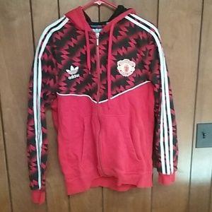 Adidas soccer hoodie